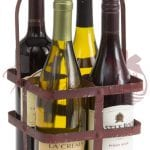 Let's Take a Trip Wine Gift Basket