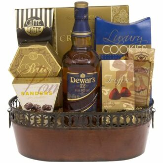 The Ancestor's Scotch Gift Basket