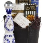 Calm And Clase Tequila Gift Basket