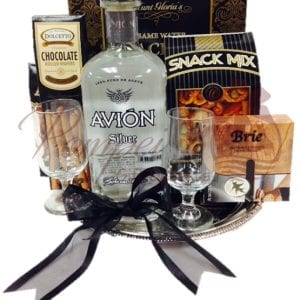 Worlds Best Tequila Gift Basket