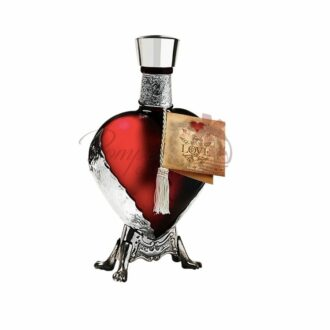 Grand Love Red Extra Anejo Tequila, Grand Love Tequila, Heart Shape Tequila, Heart Shaped Bottle, Heart Tequila
