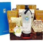 House of Dragons Tequila Gift Basket