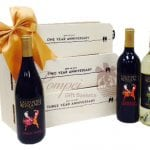 Happy Anniversary Wine Gift Set