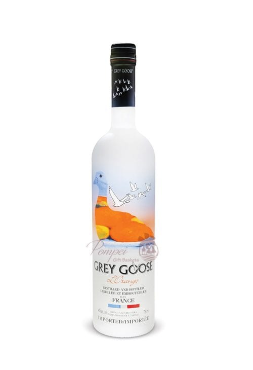Grey Goose Lu0027Orange Vodka Grey Goose Vodka Lu0027Orange Orange Grey  sc 1 st  Pompei Gift Baskets & Grey Goose Lu0027Orange Vodka from Pompei Baskets
