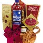Swell Zinfandel Wine Gift Basket