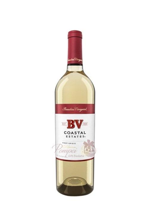 BV Coastal Estate Pinot Grigio Wine, BV Coastal Wine, BV Coastal, BV Estate