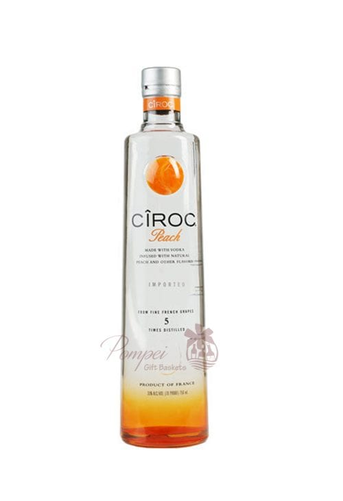 Ciroc Peach Vodka, Ciroc Vodka Peach, Ciroc Vodka, Engraved Ciroc, Personalized Ciroc