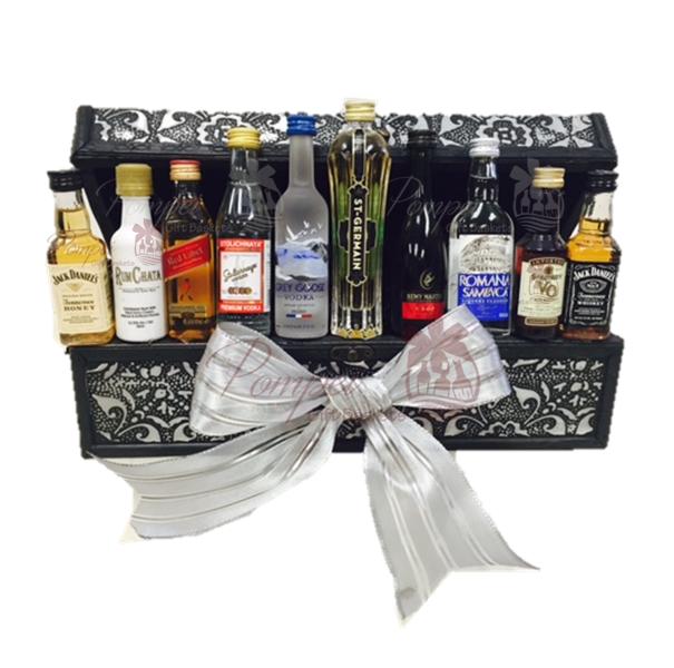 Woodford Reserve Gift Basket Lamoureph Blog
