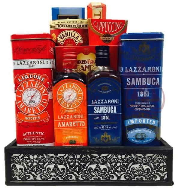 Lazzaroni Amaretto Gifts