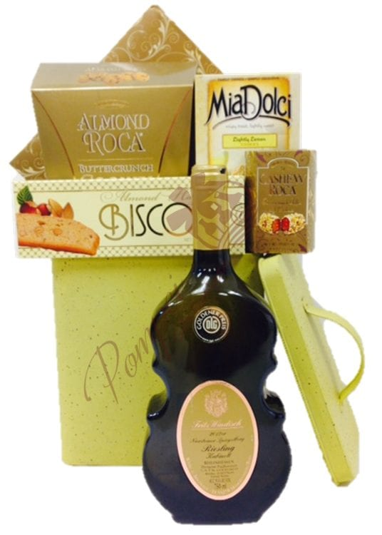 Violin Riesling Wine Gifts