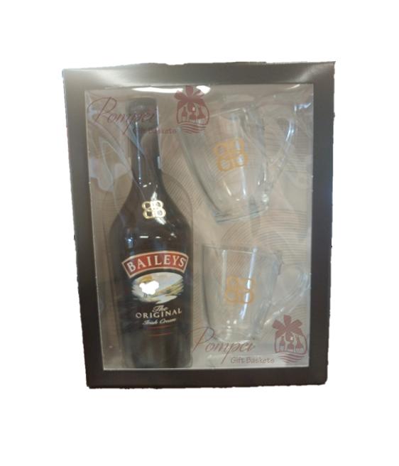 Baileys Irish Cream Liqueur Gift Set from Pompei Baskets