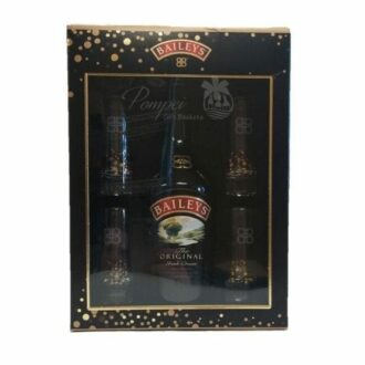 Baileys Irish Cream Liqueur Gift Set, Baileys Gift Set, Baileys Holiday Gift 2016, Baileys with shot glasses, Baileys Gifts, Baileys set with glasses