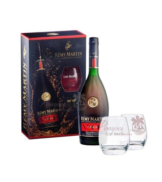 Remy Martin VSOP Cognac Gift Set, Remy Gift Set, Remy Martin Gifts, Remy