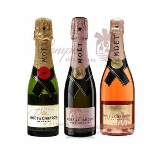 Moet & Chandon Quarter Bottle Trio, Moet Mini Bottles, Moet Quarter Bottles, Moet Chandon Mini, 187ml Moet, Champagne 187ml, Mini Champagne Bottles