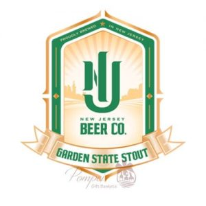 New Jersey Beer Co. Garden State Stout, New Jersey Stout, New Jersey Beer, New Jersey Brewery, Beer Baskets, Create your own beer basket