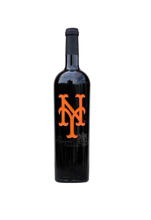 89d5694f1 New York Mets Etched Club Series Cabernet Sauvignon