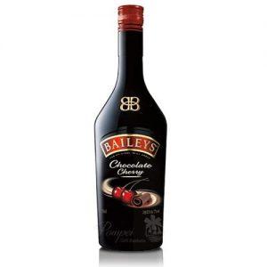 Baileys Chocolate Cherry Cream Liqueur, Liqueur from ireland, Chocolate baileys, Baileys Gift Basket, Irish Gift basket, Cherry Baileys, Chocolate Cherry Baileys