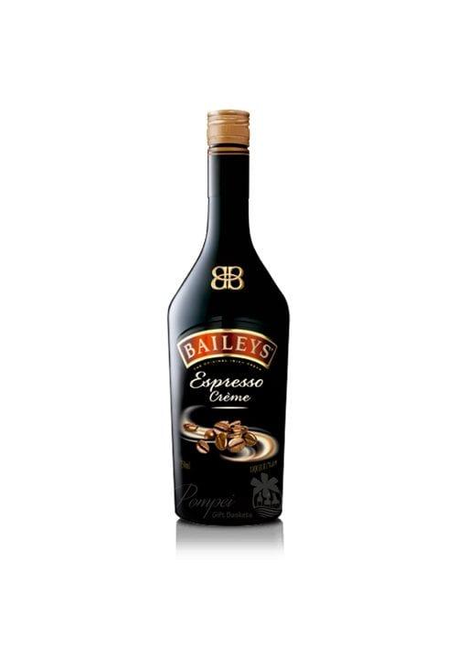Baileys Espresso Cream Liqueur, Espresso Cream Baileys, Coffee Baileys, Bailey Gift Basket, Baileys Gift Basket, Irish Liqueur, Irish Gift Baskets