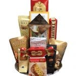 Snacker's Perfect Gourmet Gift Basket