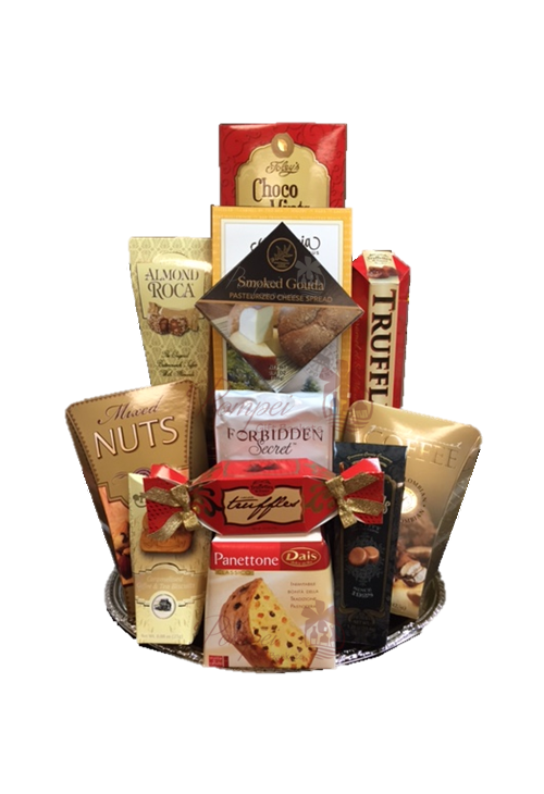 Snackers perfect gourmet gift basket by pompei baskets snackers perfect gourmet gift basket gourmet gift baskets nj gourmet gift baskets new jersey negle Image collections