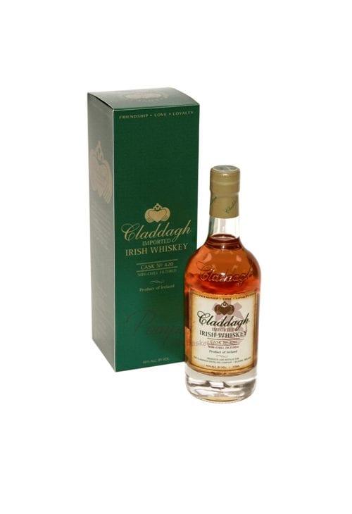Claddagh Irish Whiskey from Pompei Baskets