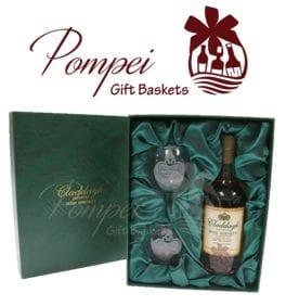 Claddagh Irish Whiskey Gift Set