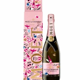 Moet & Chandon Rose Imperial Limited Edition Emoeticons, Moet Emoji Bottle, Valentines Day Moet, Emoji Moet and Chandon, Emoji Champagne, Emoticon Moet, Valentines Day Moet