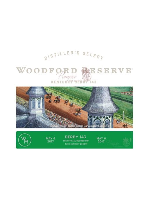 Woodford Reserve 2017 Derby Edition, 2017 Woodford derby, Woodford Kentucky Derby 143, 2017 Kentucky Derby Woodford Reserve, Preorder Woodford Reserve Derby, Woodford Derby 2017, Woodford Derby 143 Edition, Limited Edition Woodford Kentucky Derby