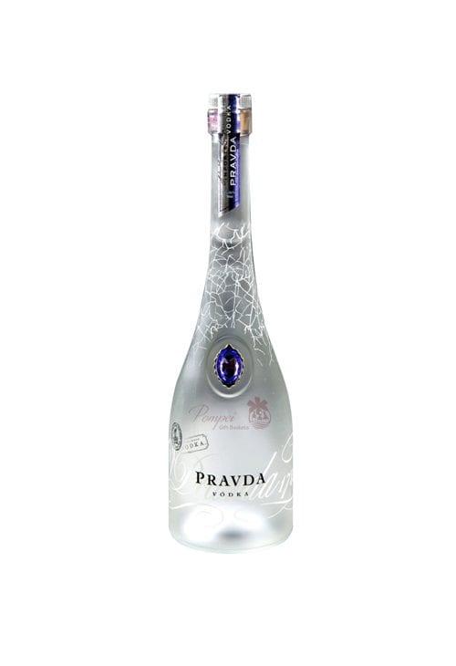 Pravda original Vodka, Pravda Vodka, Purple Gem Vodka, Polish Vodka, Vodka from Poland, Pravda Gift Basket, Pravda Gifts NJ, Pravda Gifts NYC, Pravda Gifts CA