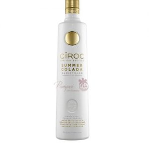 Ciroc Summer Colada, New Ciroc Flavor, Engraved Ciroc Vodka, Ciroc Summer Colada NJ, Ciroc Summer Colada NY, Buy Ciroc Summer Colada Online, Where to buy Ciroc Summer Colada, Limited Edition Ciroc Summer Colada,