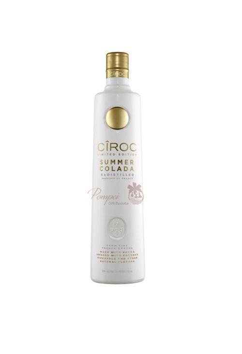 Ciroc Summer Colada, New Ciroc Flavor, Engraved Ciroc Vodka, Ciroc Summer Colada NJ, Ciroc Summer Colada NY, Buy Ciroc Summer Colada Online, Where to buy Ciroc Summer Colada, Limited Edition Ciroc Summer Colada,