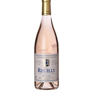 Domaine de Reuilly Pinot Gris Rose, Reuilly Rose, French Rose, Rose Wine from France, French Pinot Gris Wine