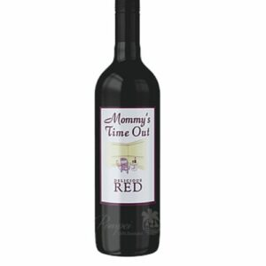Mommy's Time Out Rosso Primitivo, Mommy's Time Out Delicious Red, Mommy's Time Out Wine, Mother's Day Wines, Unique Mother's Day Gifts, Mothers Day Wine, Mommys Time Out, MTO Wine