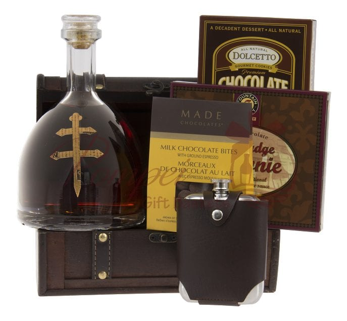 Cognac Gift Baskets NY