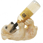 Golden Labrador Retriever Bottle Holder