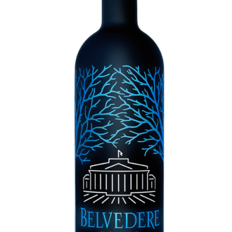 Belvedere Midnight Saber Luminous Bottle 1.75L, Black Light Up Belvedere Bottle, Black and Blue Belvedere Bottle, Light up Belvedere, Engraved Belvedere Bottle, Midnight Saber Vodka, Belvedere light up bottle,