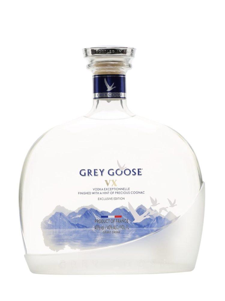 Grey Goose VX, Grey Goose VX engraved, Grey Goose VX with engraving, corporate order Grey Goose VX, Grey Goose VX corporate gift, send Grey Goose VX, grey goose gift basket