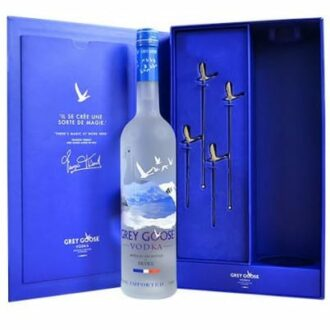 Grey Goose Gift Set with Stirrers, 2017 Grey Goose Gift Set, Where to buy Grey Goose Gift Set, Buy Grey Goose Gift Set Online, Order Grey Goose Gift Set, Send Grey Goose Gift Set, Grey Goose Stirrers
