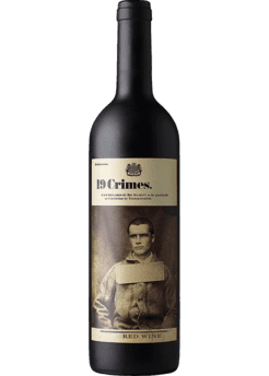 19 Crimes Red Blend, 19 crimes red wine, interactive wine, wine with an app, criminal wine, where to buy 19 Crimes wine online shipped delivered