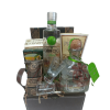 Give Me the Green Light Liquor Gift Basket