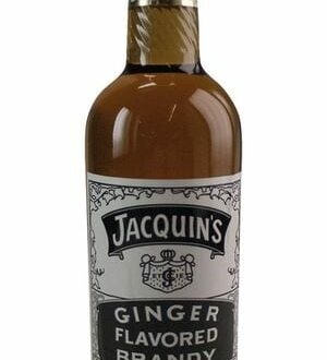 Jacquin's Ginger Brandy, Ginger Flavored Brandy, Engraved Ginger Brandy, Brandy Gift Basket