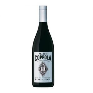 Francis Ford Coppola Diamond Collection Pinot Noir, Engraved Coppola Wine, Engraved Pinot Noir, Coppola Diamond Collection Engraved, Coppola Diamond Pinot Noir