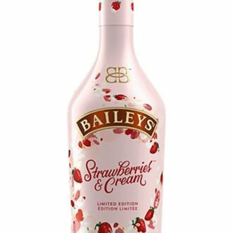 Baileys Strawberry Cream Liqueur, Baileys Strawberry Cream Irish Cream Liqueur, Baileys Strawberry Cream, Baileys Strawberries and Cream, Pink Baileys Bottle, Limited Edition Baileys, Strawberry Baileys, Valentines Day Baileys, Engraved Baileys, Baileys Gift Basket