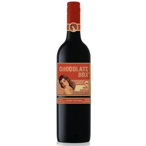 Chocolate Box Truffle Chocolate Cabernet Sauvignon, Chocolate Truffle Wine, Red Chocolate Wine, Valentines Day Wine, Valentines Day Gift Baskets, Engraved Valentines Wine, Unique Valentines Gifts