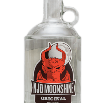 Claremont NJD Moonshine, new Jersey Moonshine, Weird NJ Liquor, Weird NJ Magazine, NJ Moonshine, New Jersey Devil Moonshine, Jersey Devil Moonshine
