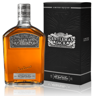 Gentleman Jack Collectors Bottle, Gentleman Jack 2018 bottle, Collector Bottle Jack Daniels, Jack Daniels Gift Set, Engraved Gentleman Jack, 1L Gentleman Jack Collector Bottle, Jack Daniels Limited Edition 1L Gentleman Jack