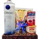 Big Daddy Ciroc Vodka Gift Basket