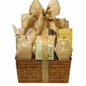 Snacker's Dream Gourmet Gift Basket, Gourmet Gift Baskets NJ, Gift Baskets Bergen County NJ,