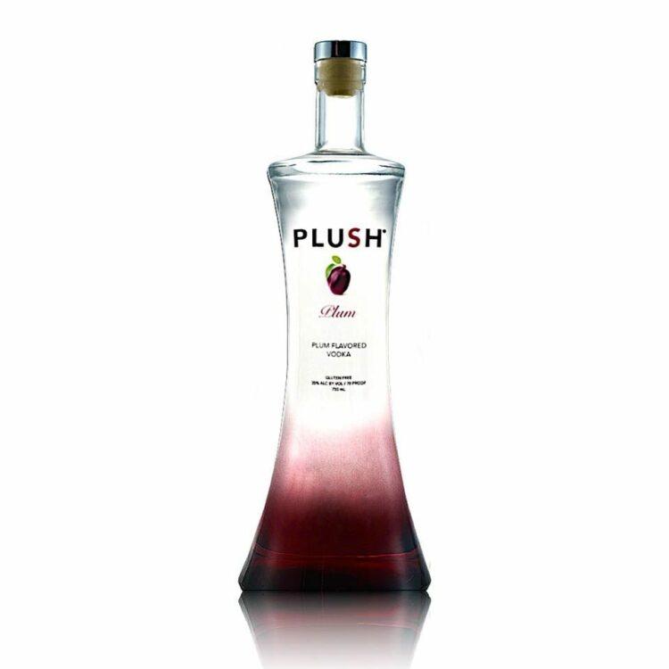 Plush Plum Vodka, NY JETS Vodka, Plum Vodka, fred baxter vodka, d leaks vodka, celebrity endorsed vodka, sipping vodka, new vodka 2018