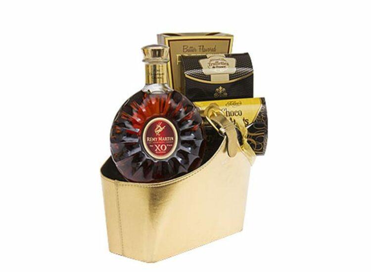 XO til We Overdose Cognac Gift Basket, Remy Gift Basket, Cognac Gift Basket, Remy XO Gifts, Unique Remy Gifts, Unique Cognac Gifts
